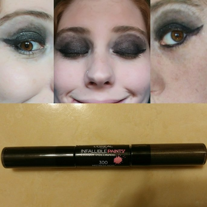 L'Oréal Infallible Paints Eyeshadow uploaded by Meghan M.