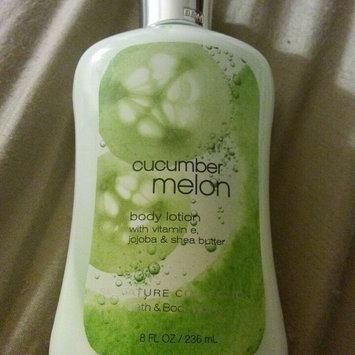 Photo of Bath & Body Works Cucumber Melon Body Lotion Signature Collection uploaded by Chanel T.
