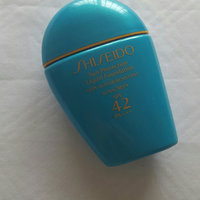 Shiseido Sun Protection Liquid Foundation SPF 42 PA+++ uploaded by Melissa R.