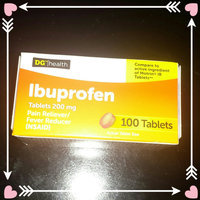 DG Health Ibuprofen Coated Tablets - 100 ct uploaded by Claire E.
