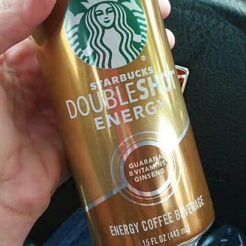 Starbucks Doubleshot Energy Coffee Drink Mocha uploaded by Mary F.