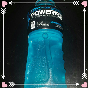 Photo of Powerade Ion4 Mountain Berry Blast Sports Drink 20 oz uploaded by Claire E.