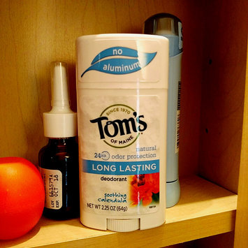 Photo of Tom's OF MAINE ANTIPERSPIRANT & DEODORANT Unscented Long Lasting Deodorant uploaded by Patty H.