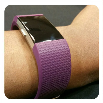 Photo of Fitbit Charge 2 - Plum, Small by Fitbit uploaded by Sarika M.
