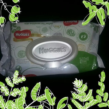 Huggies® Natural Baby Care Wipes uploaded by Victoria W.
