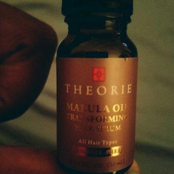 Photo of Theorie Argan Oil Repair Hair Serum uploaded by Demetria A.