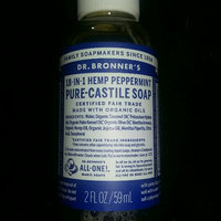 Dr. Bronner's Peppermint Pure-Castile Liquid Soap uploaded by Victoria W.