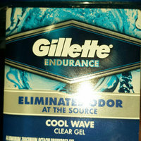 Gillette Men's Clinical Deodorant Clear Cool Wave uploaded by Candace K.