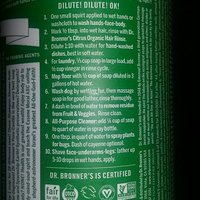 Dr. Bronner's 18-in-1 Hemp Almond Pure Castile Soap uploaded by Victoria W.
