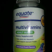 Equate Adult Gummy Multivitamins uploaded by Victoria W.