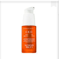 SUNDAY RILEY C.E.O. Rapid Flash Brightening Serum uploaded by Elida S.