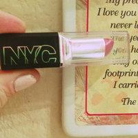 N.Y.C Ultra Last Lip Wear Lipstick-402 Red Flame uploaded by Susan F.