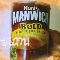 Hunt's Manwich Sloppy Joe Sauce Bold uploaded by Bilan B.