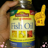 Nature Made Fish Oil Adult Gummies uploaded by Jessica G.