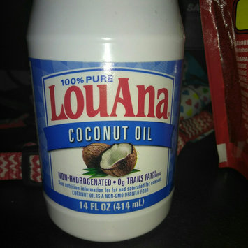 LouAna Pure Coconut Oil uploaded by Adriana T.