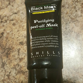 Shills - Acne Purifying Peel-Off Black Mask 50ml uploaded by Jenknee C.