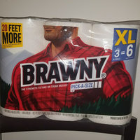 Brawny Paper Towels uploaded by Alana N.