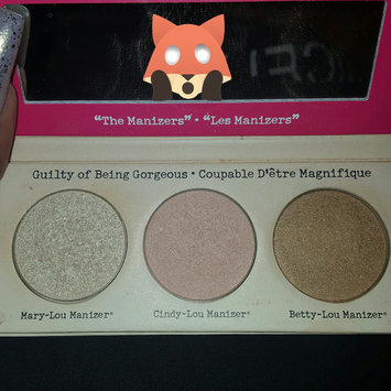 the Balm - the Manizer Sisters Luminizers Palette uploaded by aminah b.