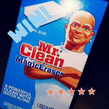 Photo of Mr. Clean Magic Eraser Original uploaded by keren a.
