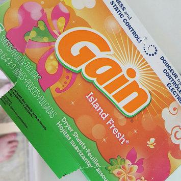 Photo of Gain® Original Fabric Softener Sheets 34 ct Box uploaded by Alicia B.