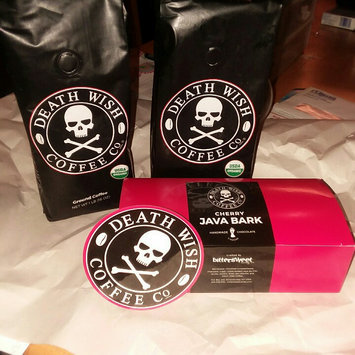 Death Wish Coffee 16 oz Bag - Ground uploaded by Cynthia R.