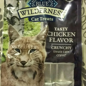 Photo of THE BLUE BUFFALO CO. BLUE™ WILDERNESS® Chicken Flavor Grain-Free Crunchy Cat Treats uploaded by galaxy F.