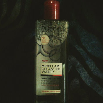 L'Oréal Paris Micellar Cleansing Water for Normal to Dry Skin uploaded by Brooklynn V.