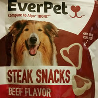 Everpet EverPet Steak Snacks Dog Treats - Beef Flavor, 4.5 oz uploaded by Candace K.