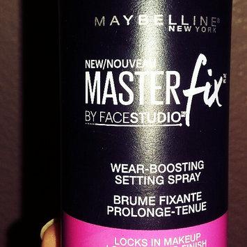 Maybelline New York Facestudio® Master Fix™ Setting Spray uploaded by Daisy C.