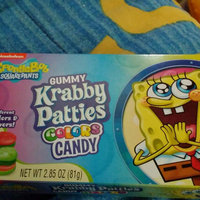 Gummy Krabby Patties Colors Candy Nickelodeon Spongebob Squarepants uploaded by Melyssa B.