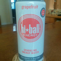 Hi Ball Energy Hi-Ball Energy Grapefruit Sparkling Energy Water, 16 fl oz, (Pack of 12) uploaded by Marlène G.
