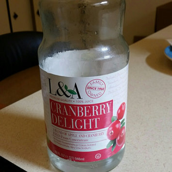 Photo of L & A Juice Cranberry Delight (6x32 Oz) uploaded by Nzugu K.