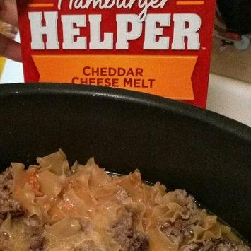 Photo of Hamburger Helper Cheesy Beef Pasta uploaded by Dreanna B.