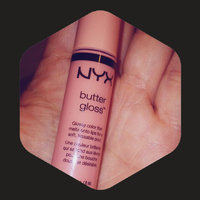 NYX Cosmetics Butter Gloss Collection uploaded by Liz H.