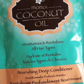 Hask Monoi Coconut Oil Nourishing Deep Conditioner uploaded by Yadira R.
