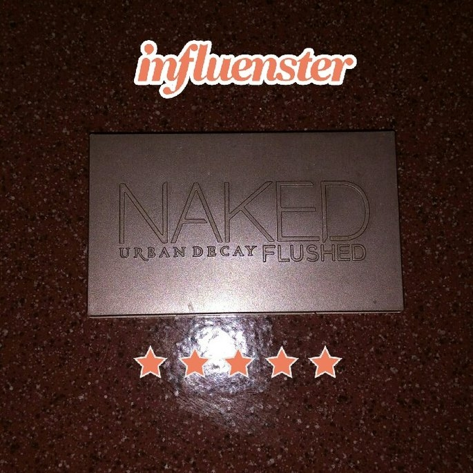 Urban Decay Naked Flushed uploaded by María R.