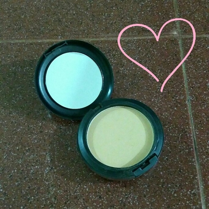 MAC Studio Fix Powder Plus Foundation uploaded by María R.