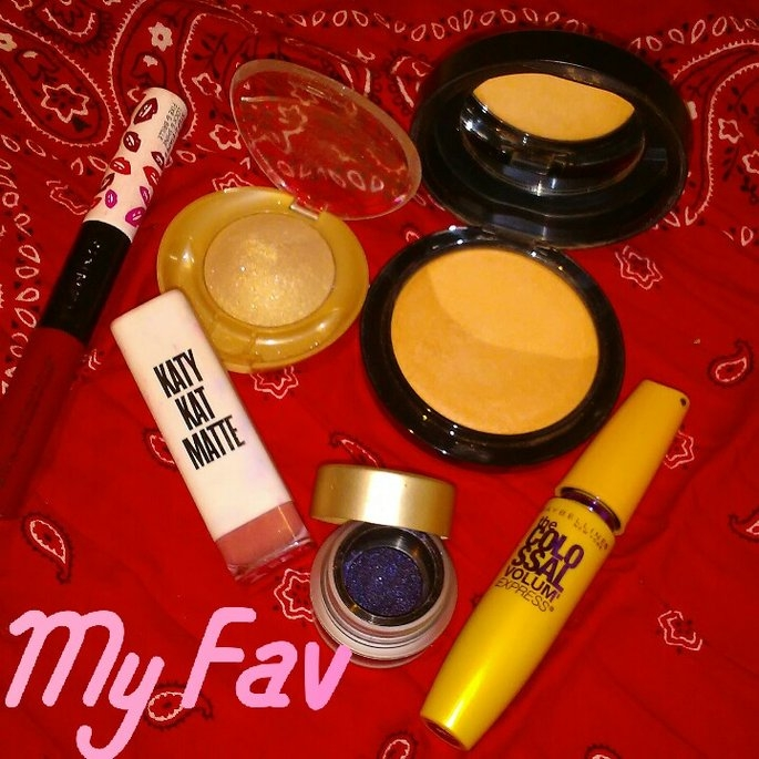 Maybelline Volum' Express the Falsies Flared Washable Mascara uploaded by Lissette R.