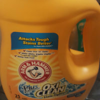 ARM & HAMMER™ Plus the Power of Oxi Clean Stain Fighters Concentrated Laundry Detergent Liquid uploaded by Lizet A.