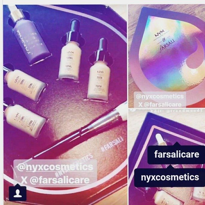 NYX Cosmetics uploaded by summaya p.