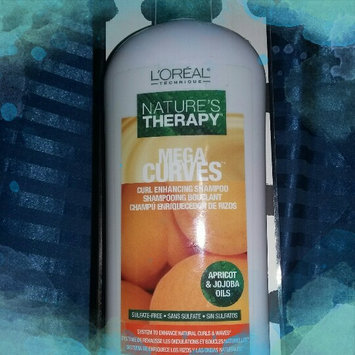 L'Oréal Nature's Therapy Mega Curves Curl Enhancing Shampoo uploaded by ebonee h.
