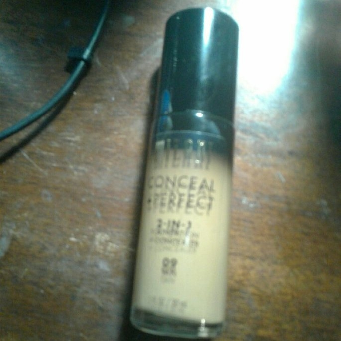 Milani Conceal + Perfect 2-in-1 Foundation + Concealer uploaded by virginia m.