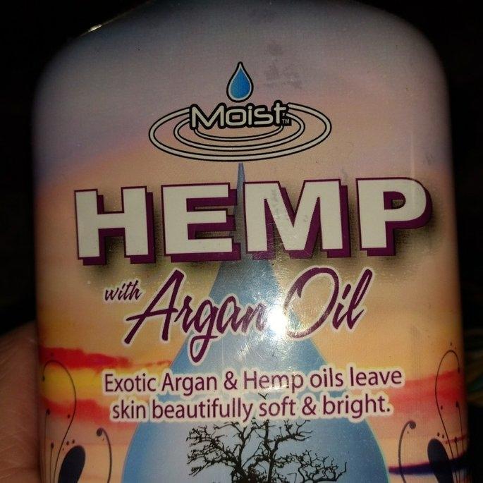 Creative Lab Moist Hemp Argan Oil Body Moisturizer uploaded by Alecia G.