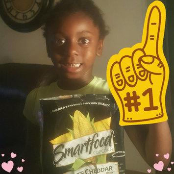 Smartfood® White Cheddar Cheese Popcorn uploaded by Keiondra J.