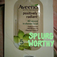 Aveeno Positively Radiant 60 Second In-Shower Facial Cleanser uploaded by Tara M.