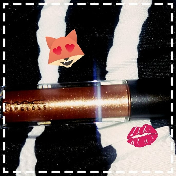 MAC Lipglass - Oh Baby uploaded by Arlandrea E.