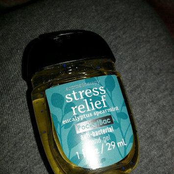 Photo of Bath & Body Works® Aromatherapy STRESS RELIEF-EUCALYPTUS & SPEARMINT Hand Cream uploaded by Lillie W.