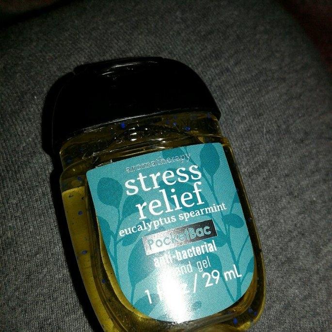 Bath & Body Works Aromatherapy- Stress Relief Hand Cream uploaded by lillie w.