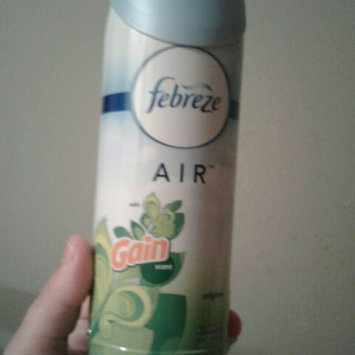 Photo of Air Febreze AIR Freshener with Gain Original Scent (1 Count, 8.8 oz) uploaded by Cheyenne B.