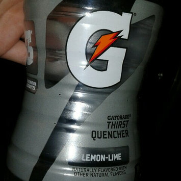 Gatorade Thirst Quencher Lemon-Lime Sports Drink uploaded by Cheyenne B.